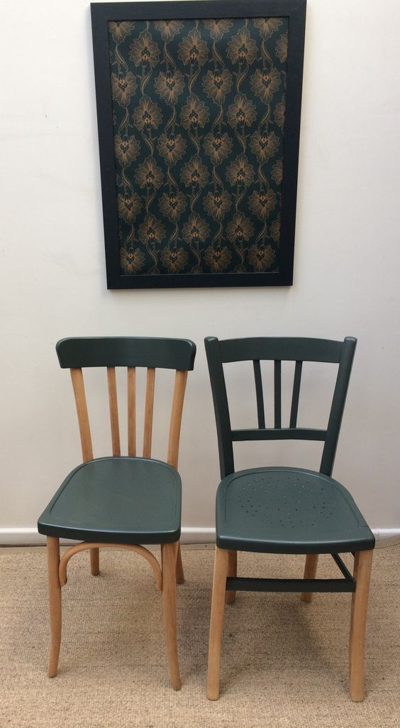 chaises bistrot studio green