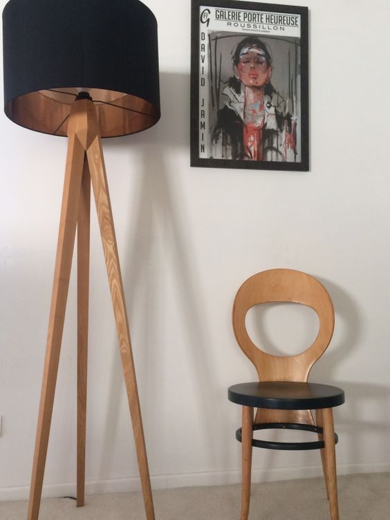 chaise les Mouettes Baumann