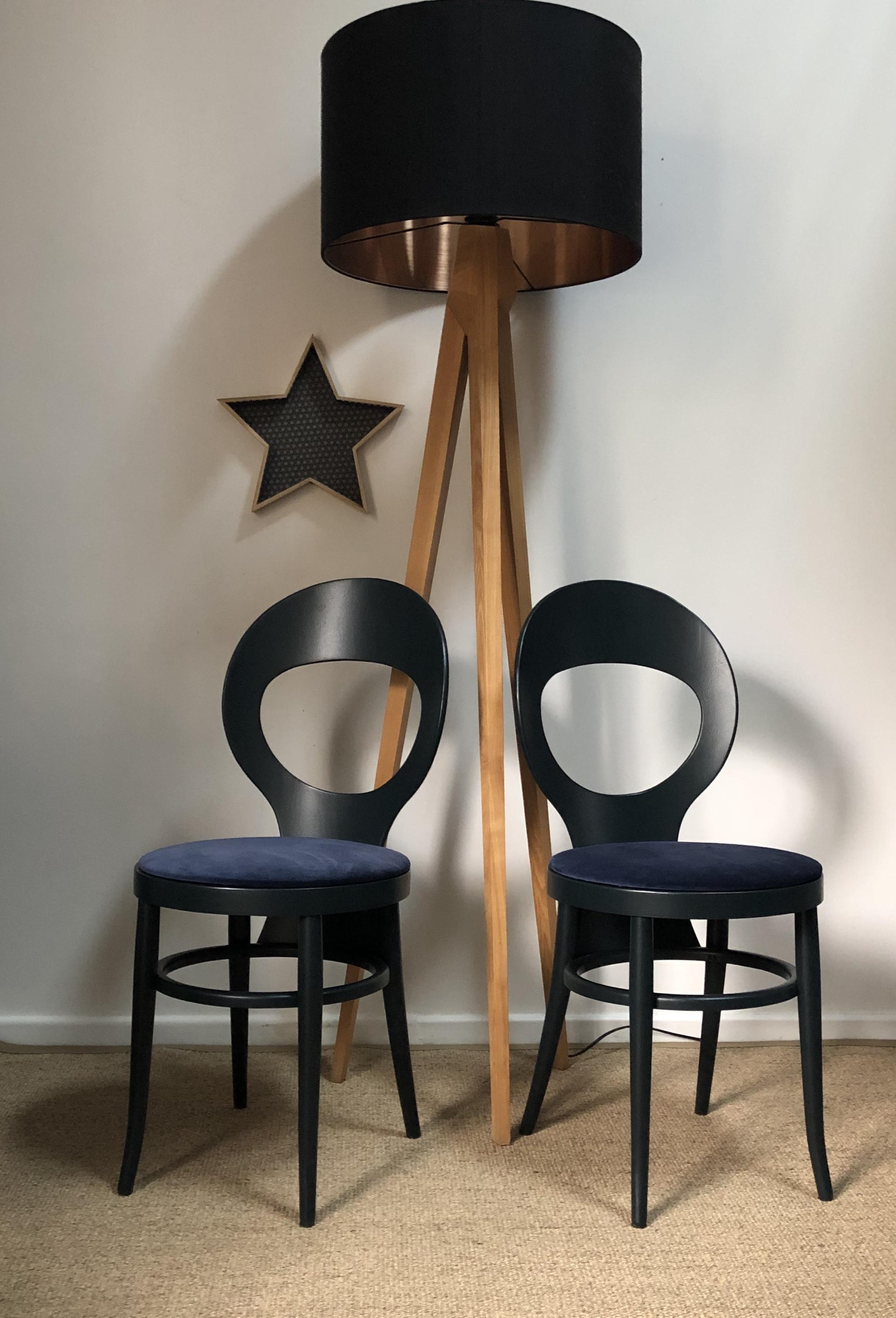 chaises Mouettes Baumann