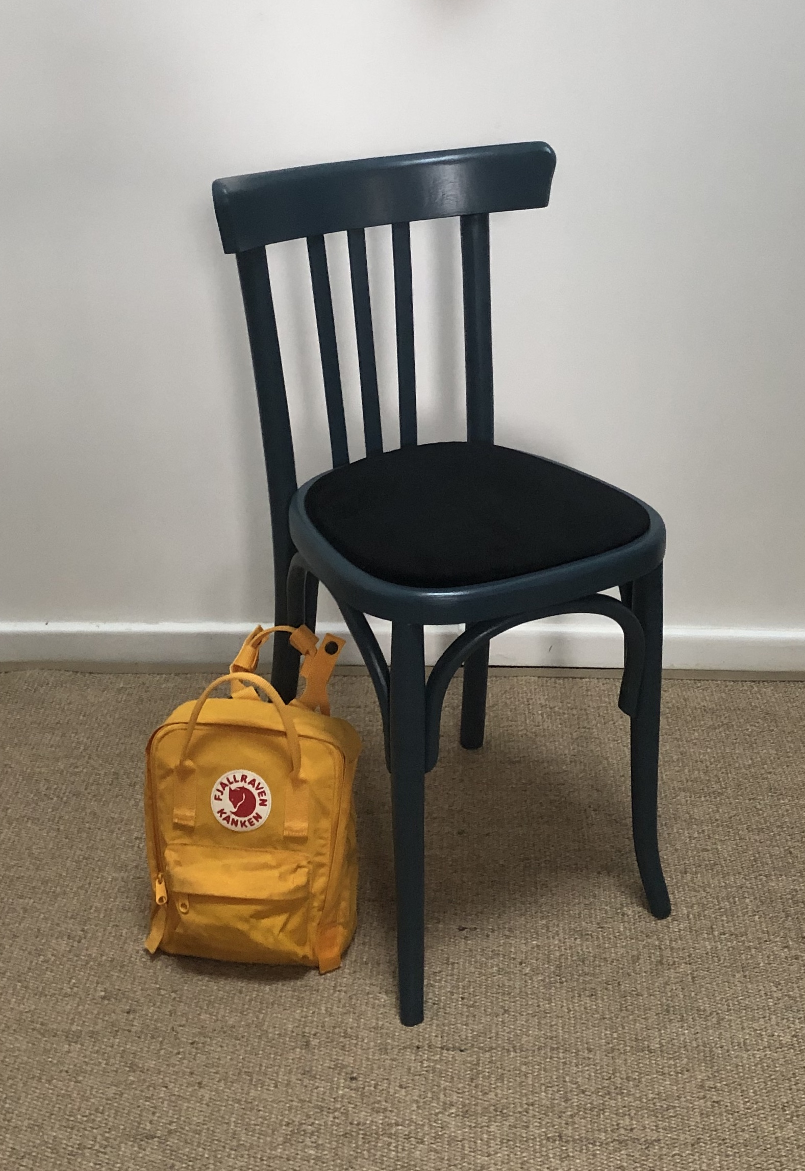 chaise bistrot hague blue