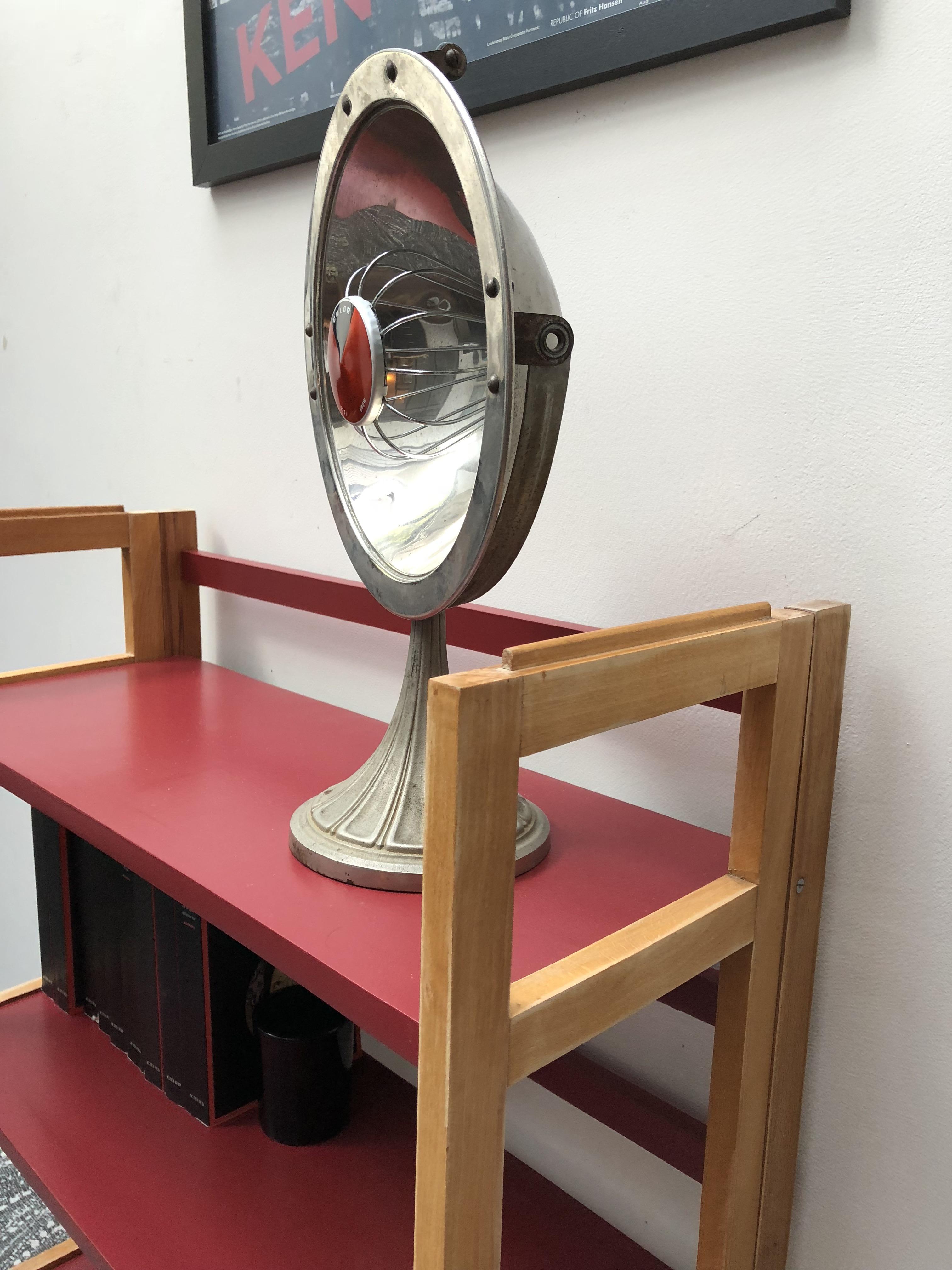 étagère bouquiniste rouge framboise 1