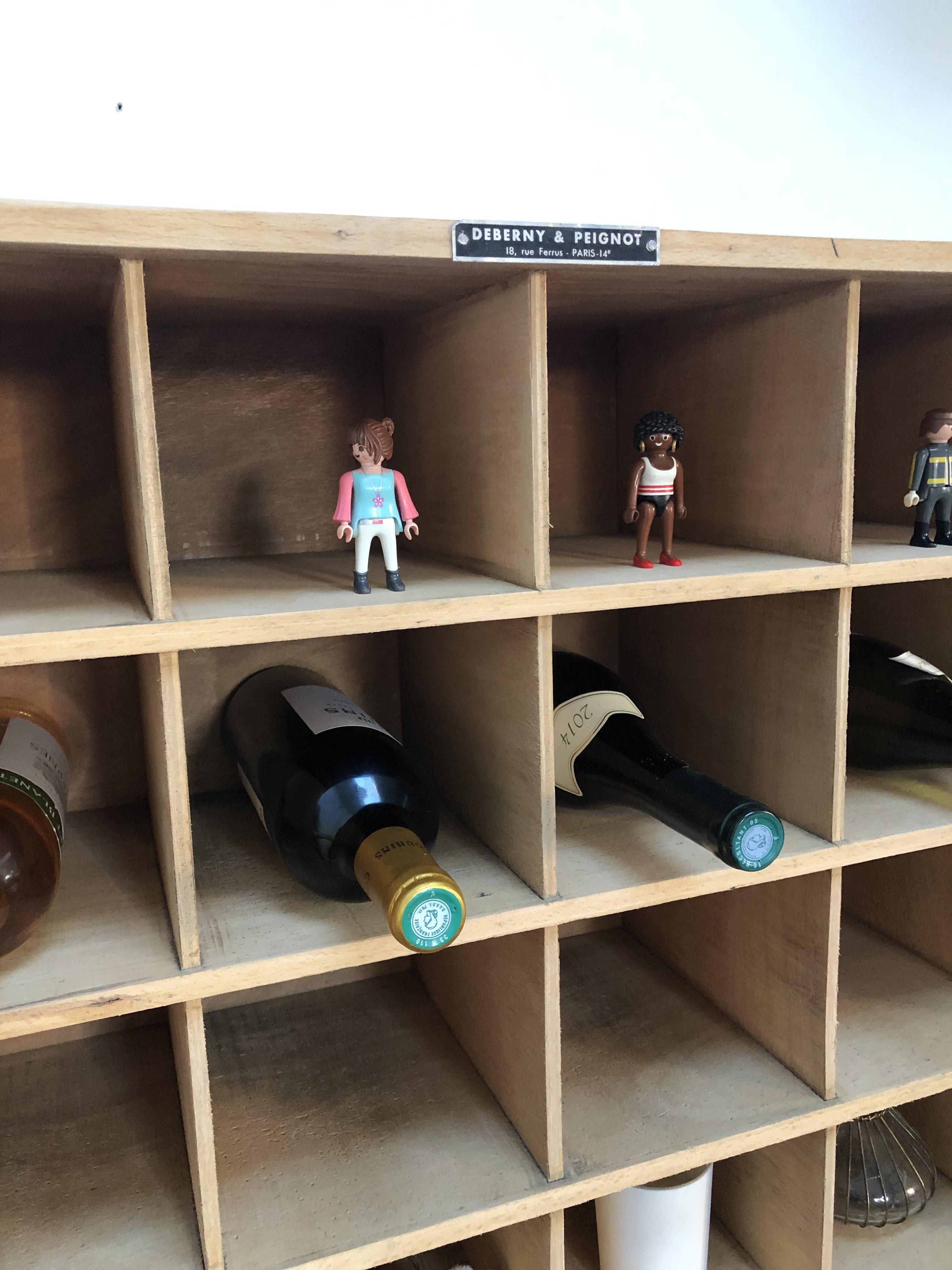 meuble à casiers Deberny & Peignot 1