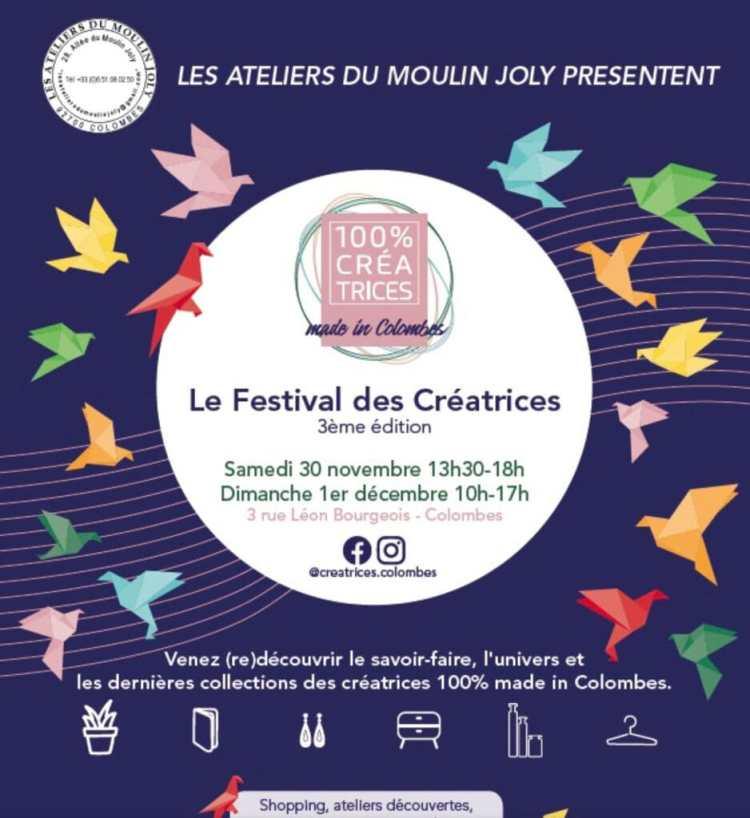 Affiche Festival des créatrices 2019