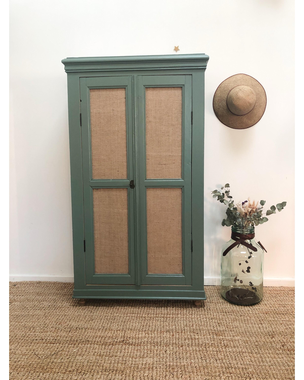 Petite armoire Green Smoke 2