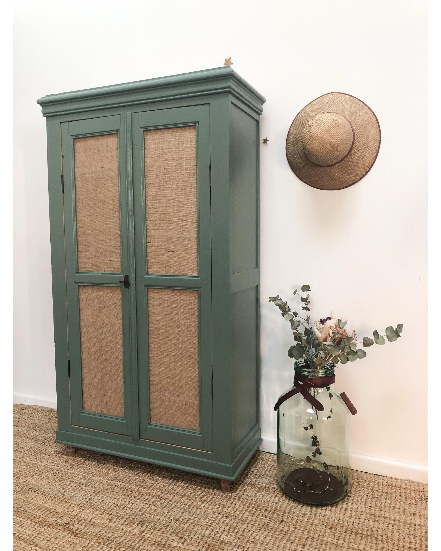 Petite armoire Green Smoke 3