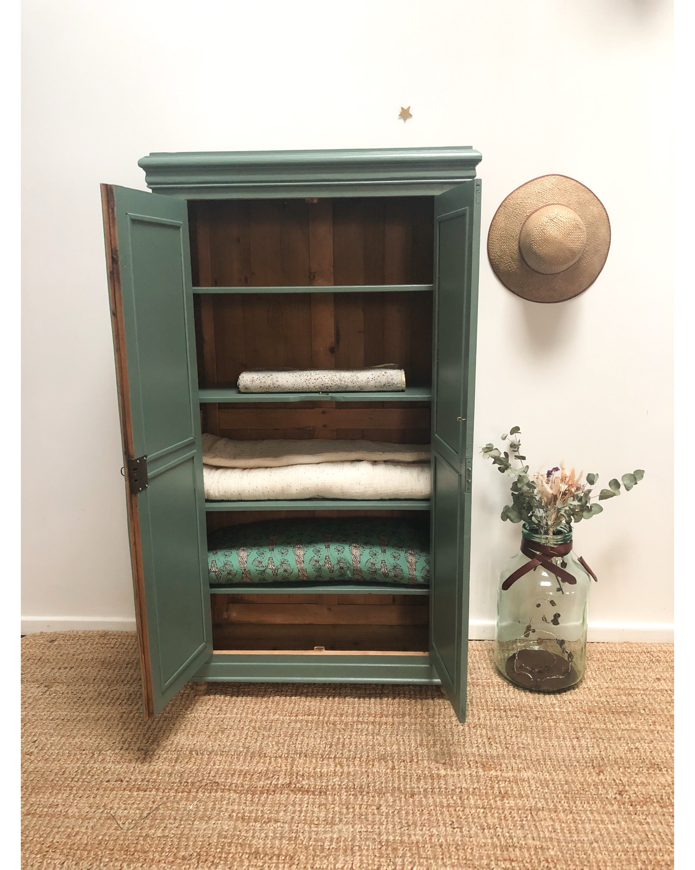 Petite armoire Green Smoke 4