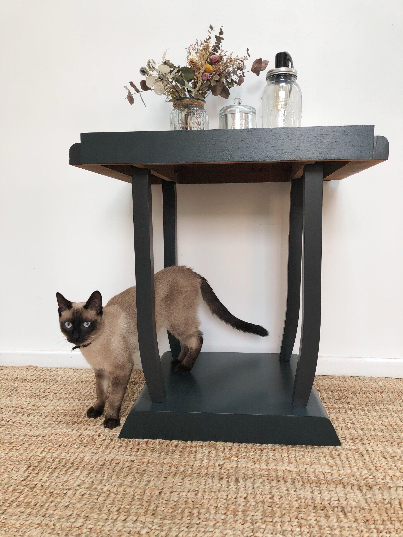 Table console art déco